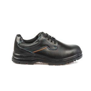 รองเท้านิรภัยหุ้มส้น รุ่น 0208 พื้น PU (รองเท้าหัวเหล็ก รองเท้าเซฟตี้)