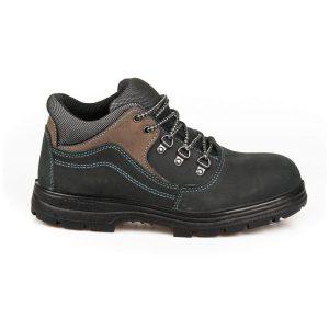 รองเท้านิรภัยหัวเหล็กหุ้มส้น รุ่น 0282 พื้น PU (รองเท้าเซฟตี้ รองเท้าSAFETY)