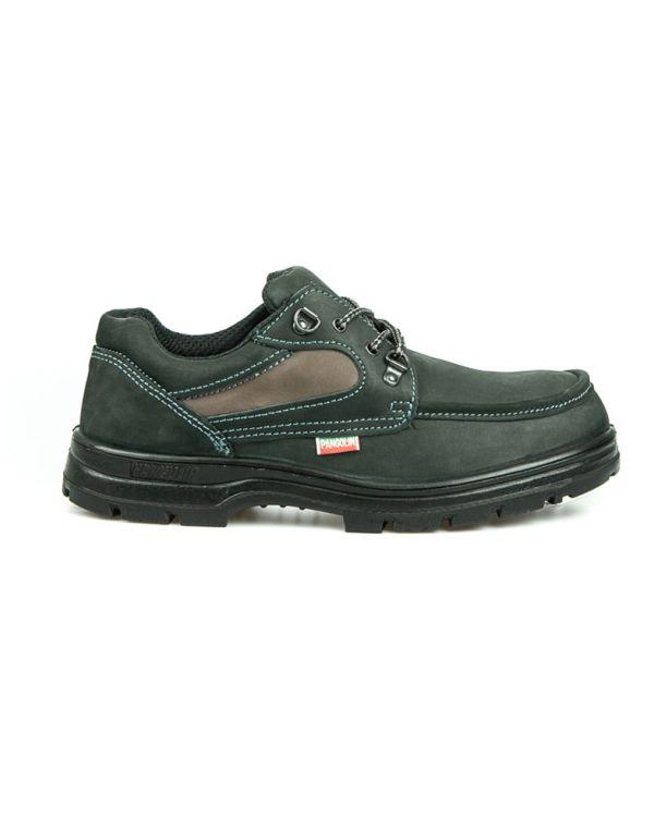 รองเท้านิรภัยหุ้มข้อ รุ่น 0285 พื้น PU (รองเท้าเซฟตี้,รองเท้าหัวเหล็ก)