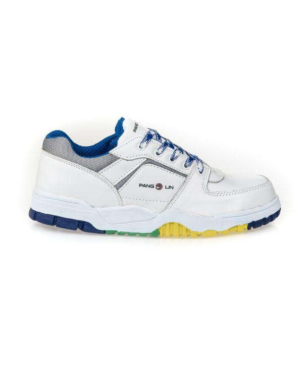 รองเท้านิรภัยหัวเหล็กหุ้มส้น รุ่น 2001 พื้น CEMENTING (รองเท้าเซฟตี้ ,รองเท้าSAFETY)