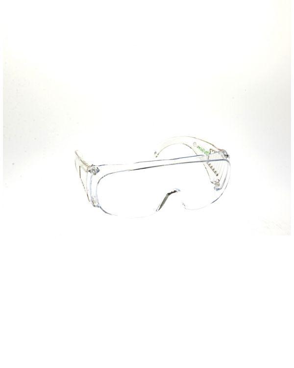 แว่นตานิรภัยเลนส์ใส เเว่น VISITOR P660