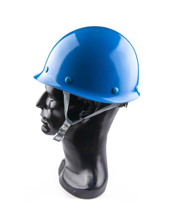 หมวกนิรภัยไฟเบอร์กลาส แบบปีกรอบ TANIZAWA (หมวกเซฟตี้ หมวกSAFETY)