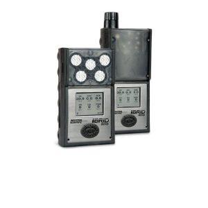 เครื่องตรวจวัดแก๊สแบบพกพา IBRID MX6-W/PUMP