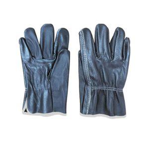 ถุงมือหนังเชื่อมอาร์กอน รุ่นLG-2FB