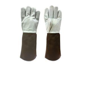 ถุงมือหนังกันความร้อน 150 องศาเซลเซียส LG-012