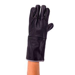 ถุงมือหนังชาร์มัว ยาว 13.5 นิ้ว หนา 3 มิล