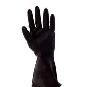 ถุงมือยาง TIGER TECH ยาว 12 นิ้ว