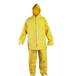 ชุดกันสารเคมีแบบเสื้อ-กางเกง